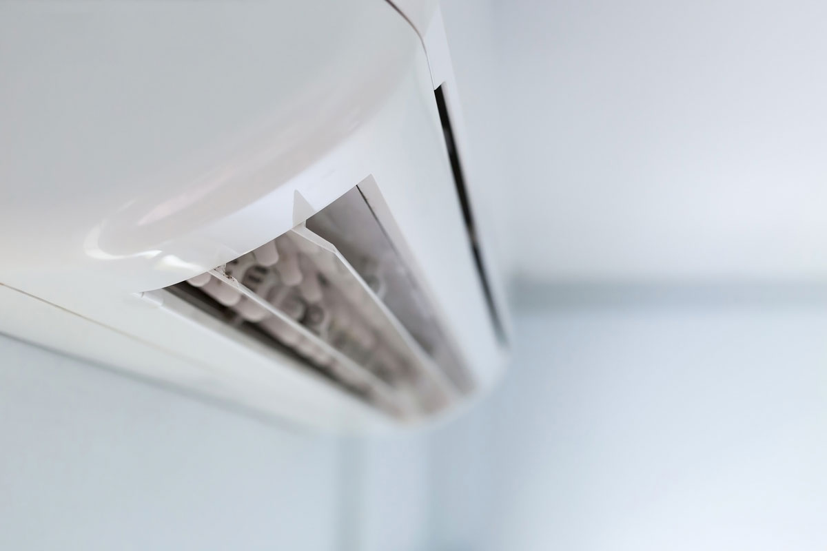 Indoor air quality services