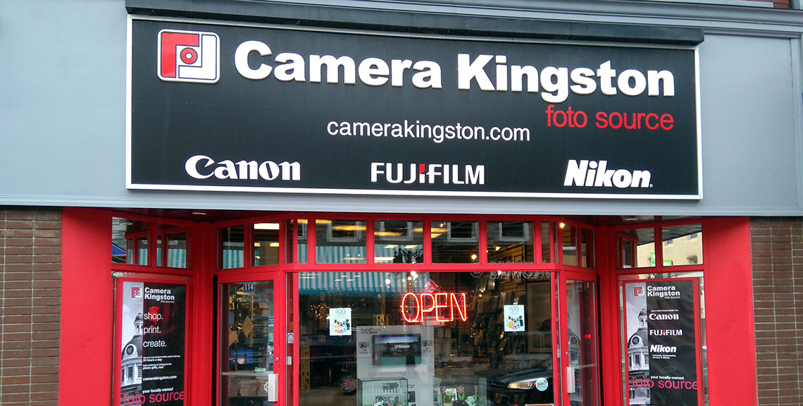 Camera Kingston, Kingston, ON