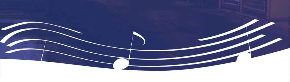 music note page divider
