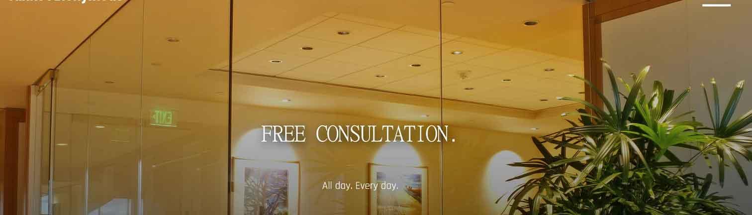 free consultation headline example