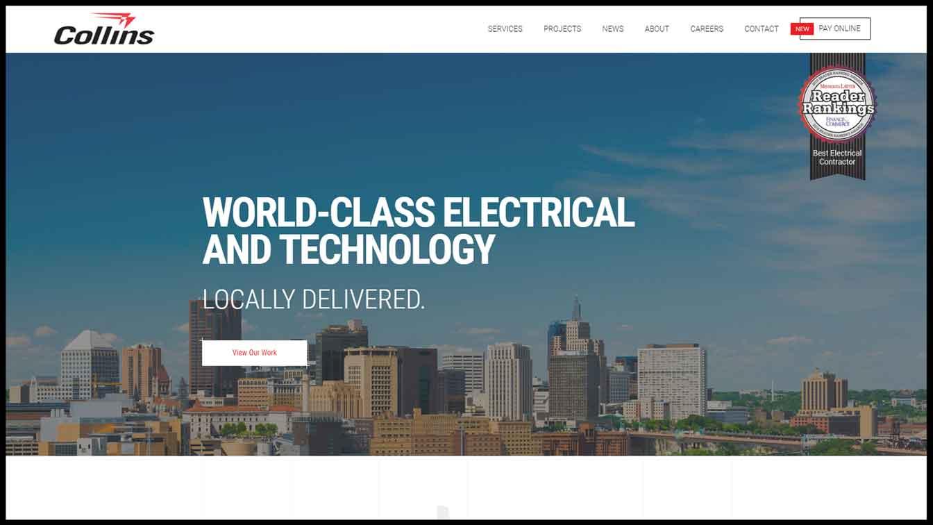 Collins Website