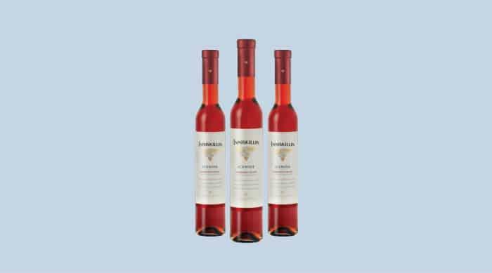 Sweet wine: 2006 Inniskillin Cabernet Franc Icewine, Niagara Peninsula, Canada