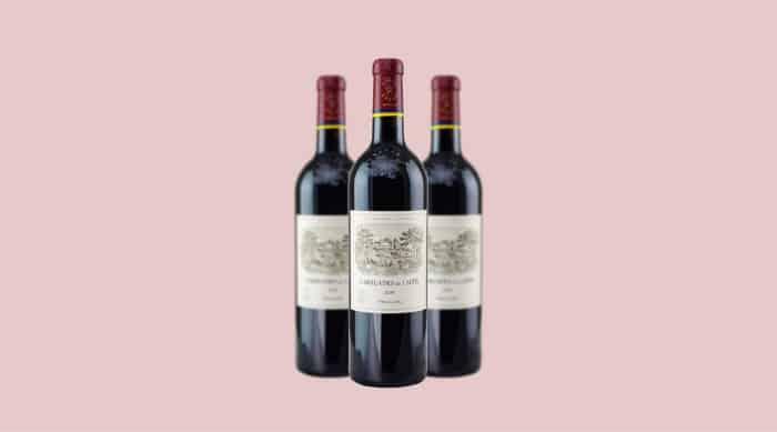 red wine brands: 2009 Château Lafite Rothschild 'Carruades de Lafite'