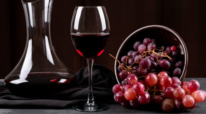 red wine calories: Watch your serving size