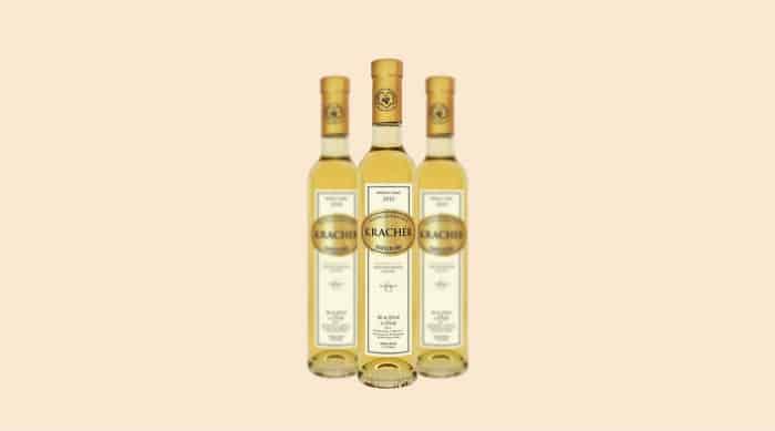 moscato wine: 2015 Weinlaubenhof Alois Kracher Kollektion Rosenmuskateller Trockenbeerenauslese, Burgenland, Austria