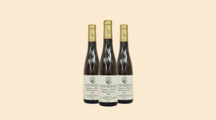 2010 Weingut Donnhoff Oberhauser Brucke Riesling Eiswein ice wine