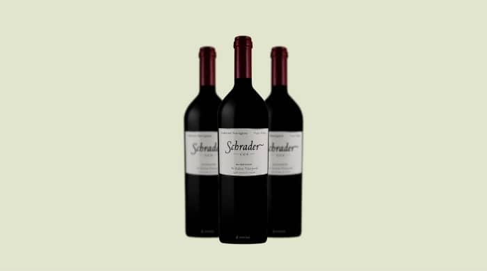Christmas wine: Schrader Cellars 'Old Sparky' Beckstoffer To Kalon Vineyard Cabernet Sauvignon 2013, Napa Valley (USA)