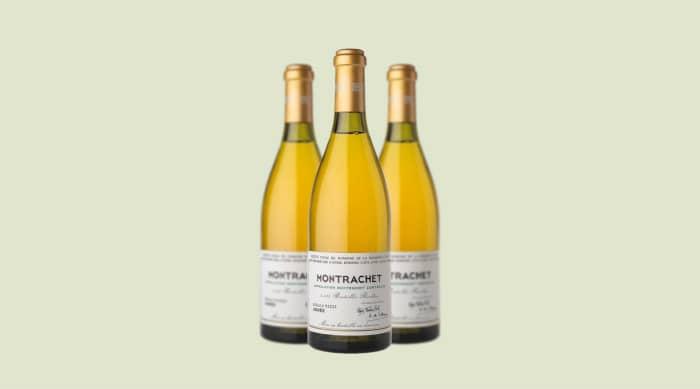Christmas wine: Domaine de la Romanee-Conti Montrachet Grand Cru 2009, Cote de Beaune (France)
