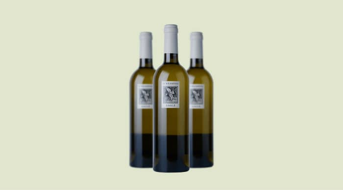 Christmas wine: Screaming Eagle Sauvignon Blanc 2015, Oakville (USA)