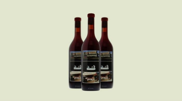 Christmas wine: