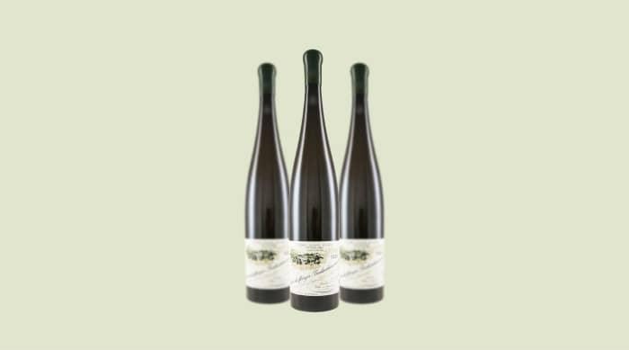 Christmas wine: Egon Muller Scharzhofberger Riesling Trockenbeerenauslese 2005, Mosel (Germany)