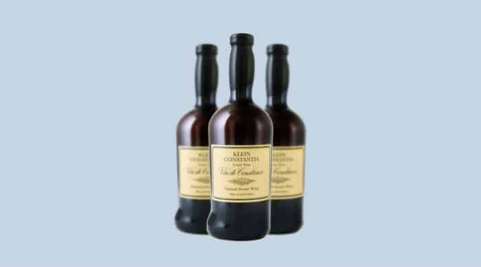 Sweet wine: 2004 Klein Constantia Vin de Constance Natural Sweet Wine, Constantia, South Africa