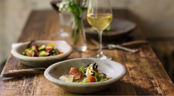 Food Pairings for Sweet White Wine