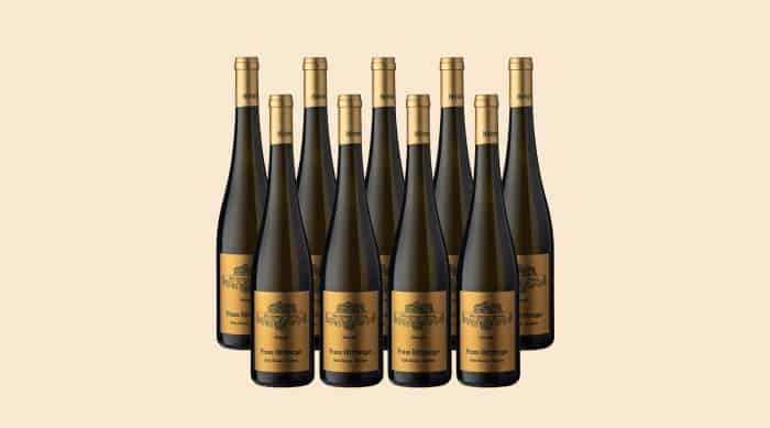 Sweet white wine: 2006 Weingut Franz Hirtzberger Honivogl Grüner Veltliner Smaragd (Austria)