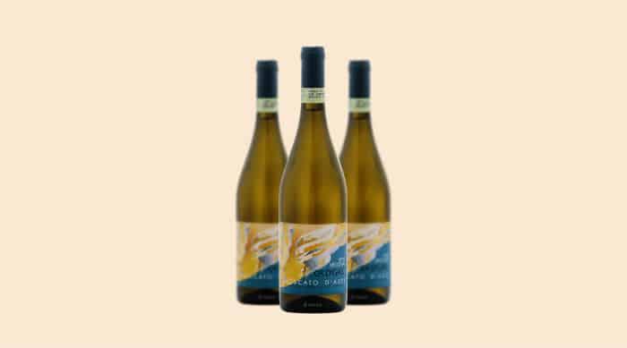 Sweet white wine: 2011 Ca' d'Gal Vigna Vecchia, Moscato d'Asti DOCG (Italy)