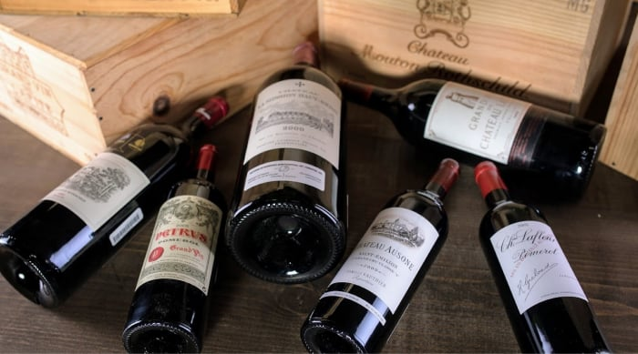 How Long Can Unopened Red Wine Be Stored For?
