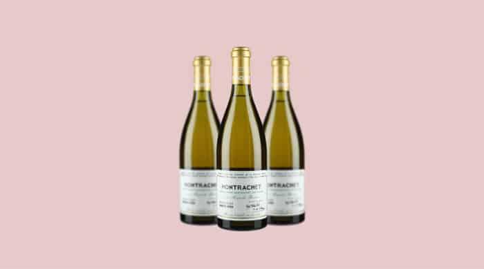 Dry wine: 2003 Domaine de la Romanee-Conti Montrachet Grand Cru, Cote de Beaune, France