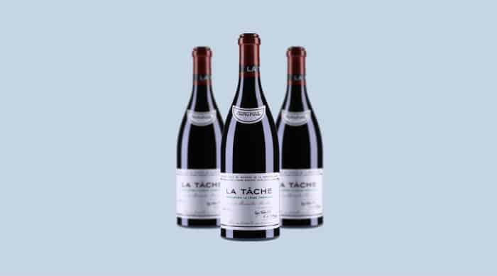 French red wine: 2015 Domaine de la Romanee, Conti La Tache Grand Cru Monopole, Burgundy