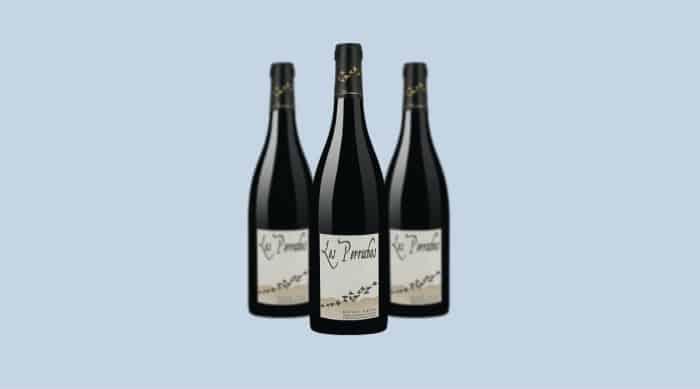 French red wine:  2011 Gerald Vallee Domaine de la Cotelleraie Saint Nicolas de Bourgueil l'Envolée, Loire