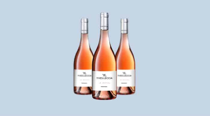 French red wine: 2018 Yves Leccia Domaine d'E Croce Patrimonio, Corsica