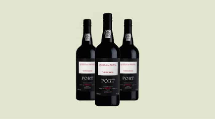 Sweet red wine: Quinta do Noval Nacional Vintage Port