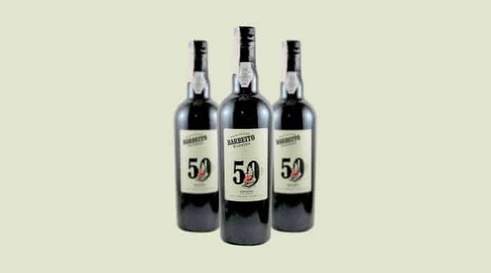 Sweet red wine: