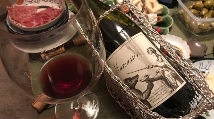 red wine vs white wine: Pinot Noir