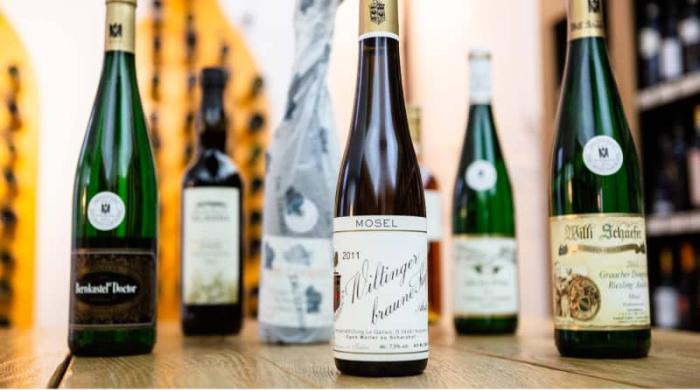 Red Wine vs White Wine: Riesling