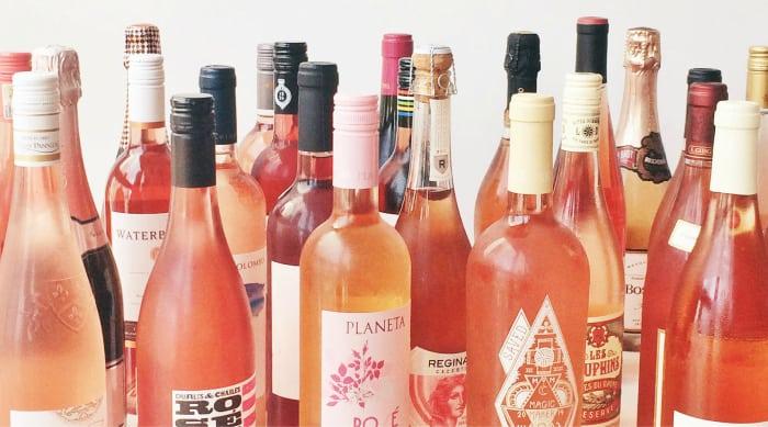 Red Wine vs White Wine: rose wine