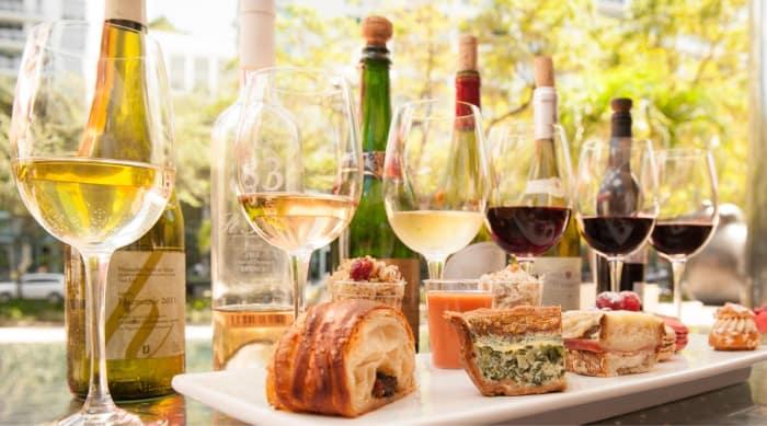 Red Wine vs White Wine: Food Pairings