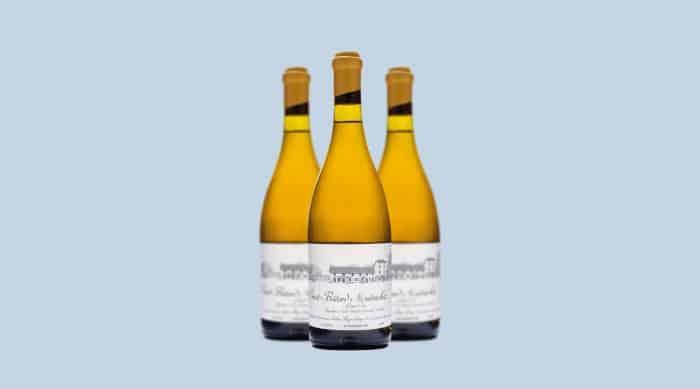 White Burgundy wine:
