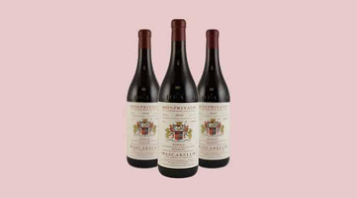 Italian Red Wine: 2010 Giuseppe Mascarello e Figlio Monprivato Ca d'Morissio, Barolo Riserva DOCG
