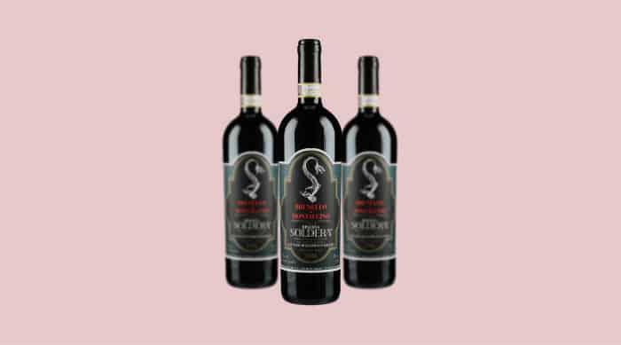 Italian Red Wine:  2006 Basse di Gianfranco Soldera Brunello Montalcino Riserva DOCG
