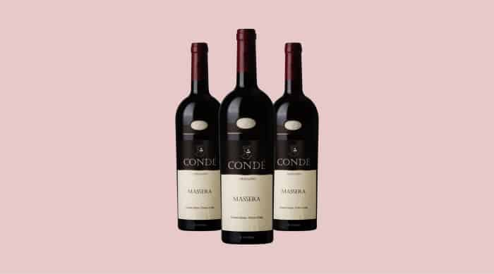 Italian Red Wine: 2012 Conde 'Massera' Merlot, Emilia-Romagna