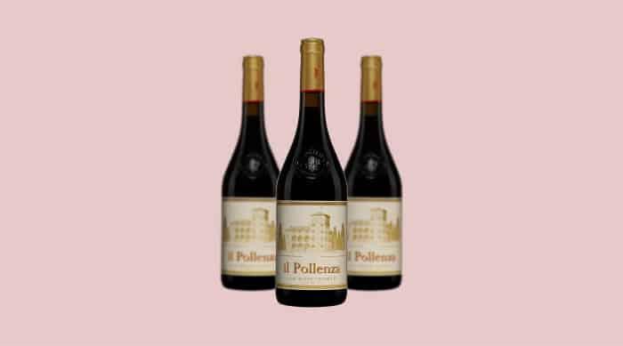 Italian red wine: 2010 Il Pollenza Marche IGT
