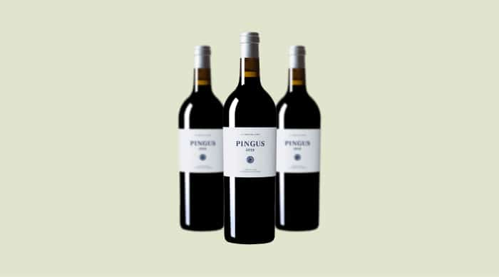 Spanish Red Wine: 1995 Dominio de Pingus 'Pingus'