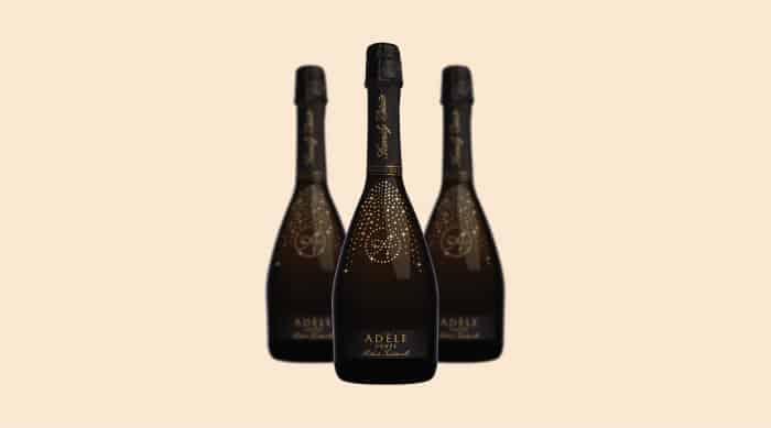 Chardonnay wine: 2013 No. 1 Family Estate Cuvee Adele (New Zealand)