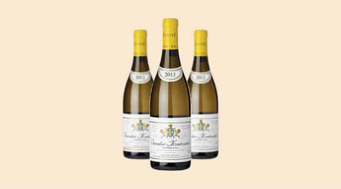 Chardonnay wine: 2013 Leroy Domaine d'Auvenay Chevalier-Montrachet Grand Cru (France)