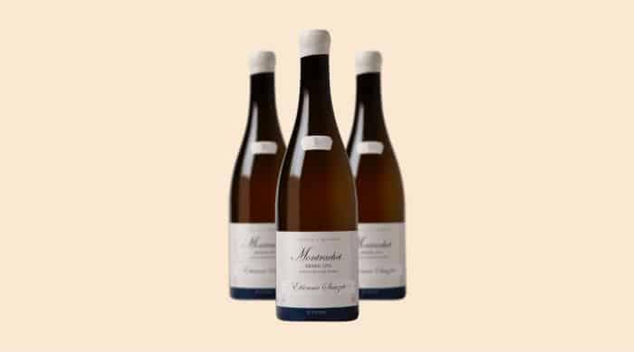 Chardonnay wine: 2017 Etienne Sauzet Montrachet Grand Cru (France)