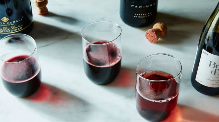 What is Sparkling Red Wine?