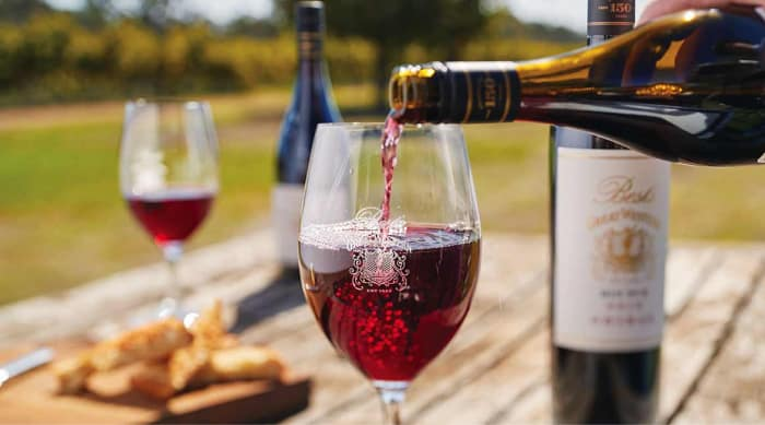 Ideal Serving Temperature for Sparkling Red Wines