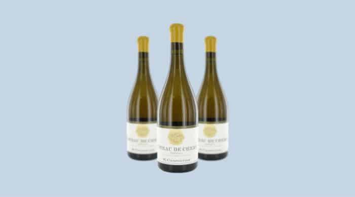 White Wine: M. Chapoutier Condrieu Coteau de Chery, 2012