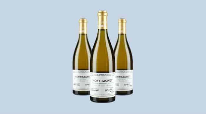 White Wine: 2009 Domaine de la Romanee-Conti Montrachet Grand Cru