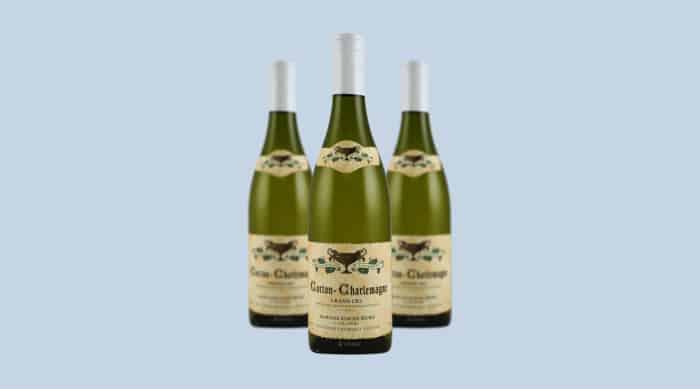 White Wine: 2010 Coche-Dury Corton-Charlemagne Grand Cru