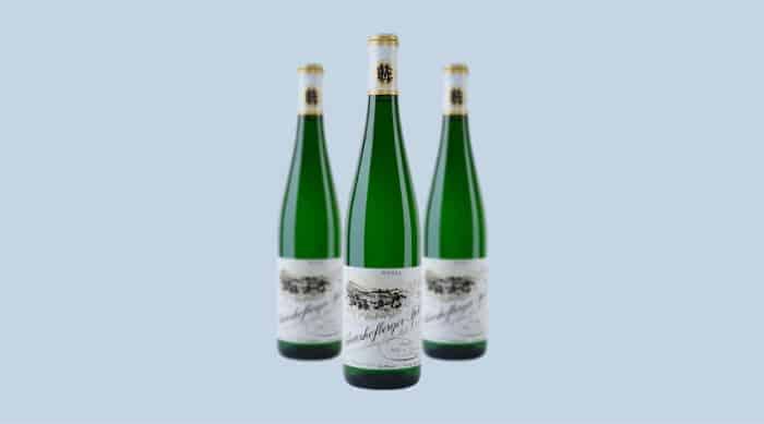 White Wine: Egon Muller Scharzhofberger Riesling Trockenbeerenauslese Magnum 2017