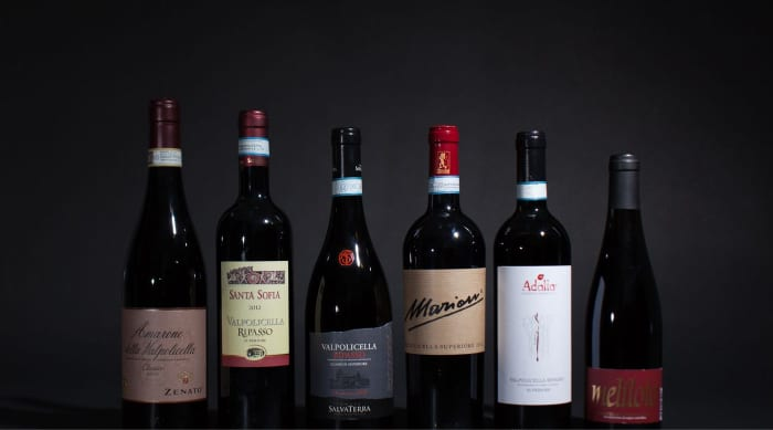 Valpolicella Wine Styles
