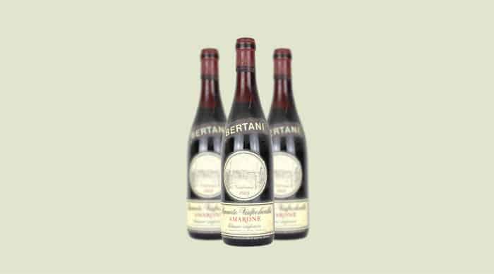 Valpolicella Wine: 1965 Bertani Recioto Amarone della Valpolicella Classico Superiore, Veneto