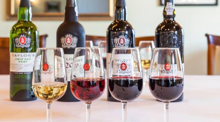 Styles of Port Wine
