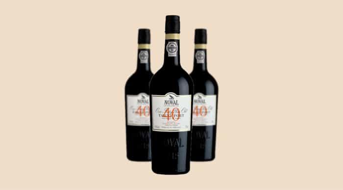 Quinta do Noval 40 Year Old Tawny Port wine
