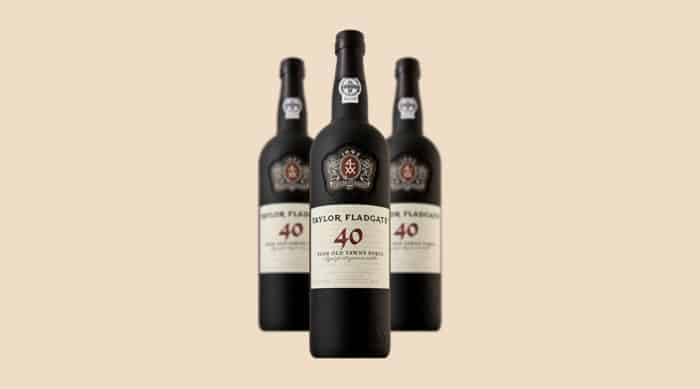 Taylor Fladgate 40 Year Old Tawny Port wine